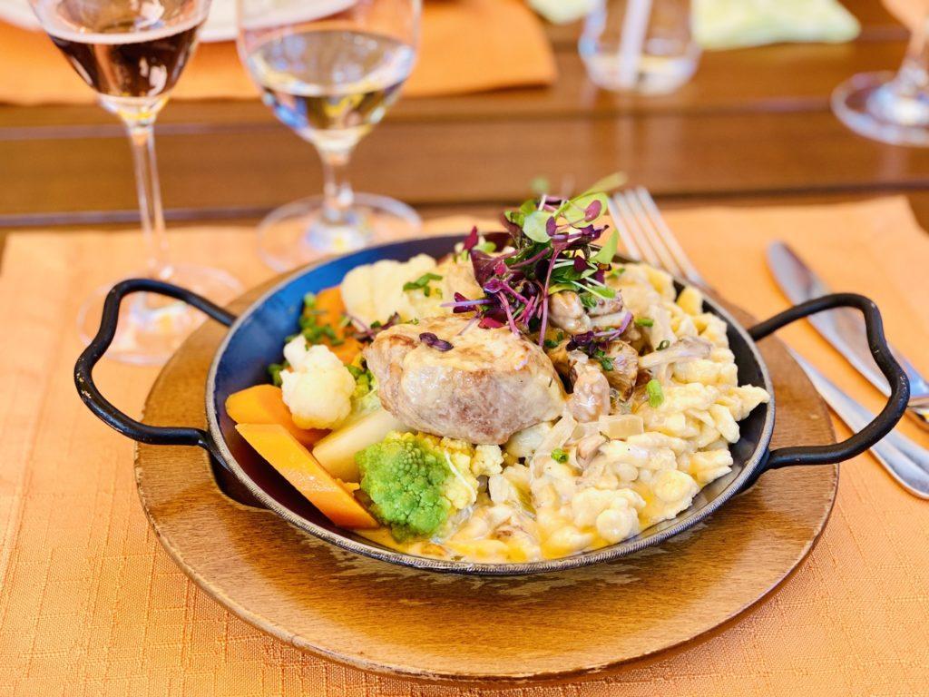 Lecher Stube Lech am Arlberg 10 1024x768 - Exzellentes Essen in der Lecher Stube in Lech