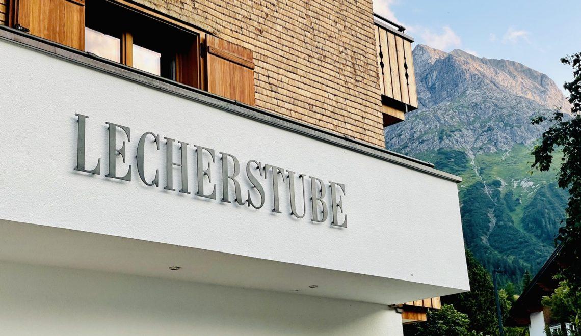 Lecher Stube Lech am Arlberg 18 1140x660 - Exzellentes Essen in der Lecher Stube in Lech