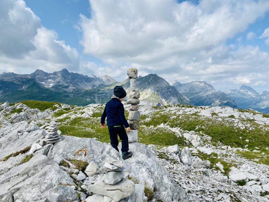 Ruefikopf Lech Zuers am Arlberg 4 1024x768 - Ausflugstipps Lech am Arlberg im Sommer