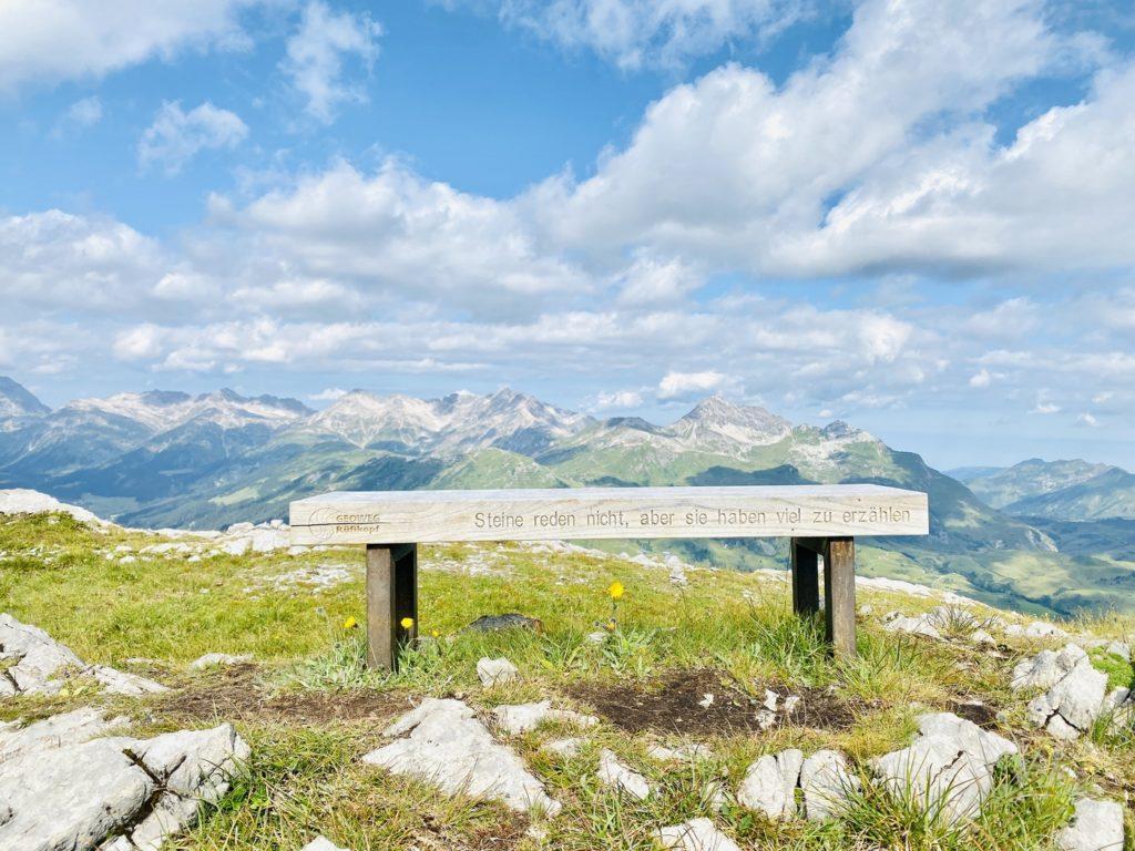 Ruefikopf Lech Zuers am Arlberg 6 1024x768 - Ausflugstipps Lech am Arlberg im Sommer