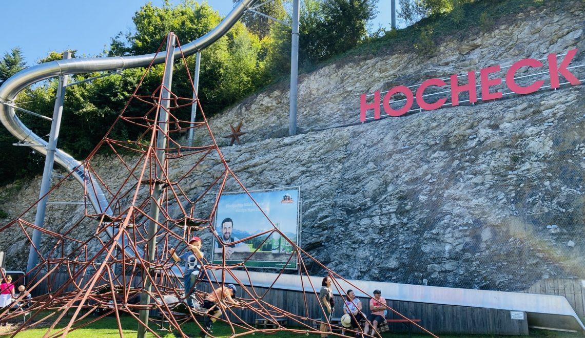Hocheck Oberaudorf 1 1140x660 - Ausflugstipp Familie in Oberbayern: Hocheck Erlebnisberg Oberaudorf